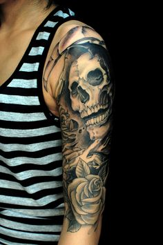 This somewhat resembles the sleeve I want.