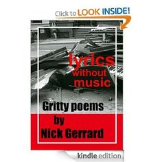 My new poetry book! Out now!