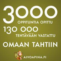 Aivoapina.fi - Opi omaan tahtiin | Aivoapina.fi