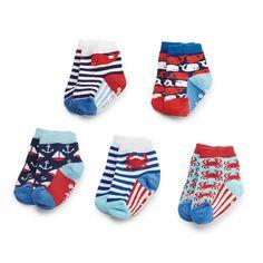 Sea Sock Set | Baby | Mud Pie