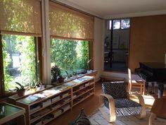 Asian Interior, Interior Garden, Luxury Interior, Interior And Exterior, Interior Design, Space Architecture, Sims House, Japanese House, Scandinavian Interior