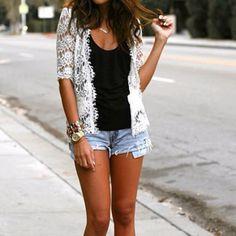 summer outfittt. <3