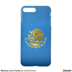Mexican coat of arms iPhone 7 plus case