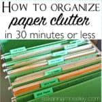 I'm sharing lots of great ideas for how to organize a kitchen without a pantry, from using the cupboards, a bookshelf, to building one, I've got a solution for you. Old Wood Floors, Cleaning Wood Floors, Wood Flooring, Spring Cleaning Organization, Paper Organization, Boy Bathroom Smell, Wood Floor Stain Colors, Metal Shelving Units, Homemade Laundry Detergent