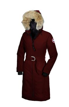 WHISTLER PARKA | Canada Goose . . . for when I move back to the Midwest