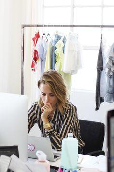anine bing studio showroom office work career