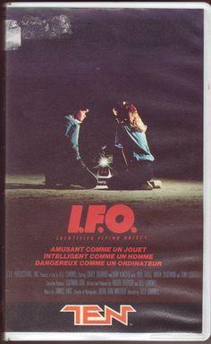(1) - Ifo Identified Flying Object de Ulli Lommel - VHS - PriceMinister