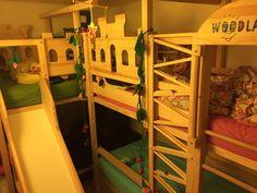 EL DORADO - Das perfekte Abenteuerbett für´s Kinderzimmer