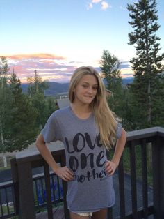 """Lizzy Greene on Twitter: """"@mamasaidtees #LoveOneAnother  ❤️"""
