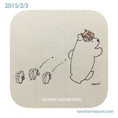 """404 節分。  Today is """"Setsubun"""": the last day of winter in the Japanese calendar.  People throw and scatter roasted soybeans to drive out evil spirits and invite good luck."""