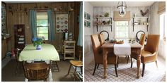 8 Beautiful Dining Room Makeovers