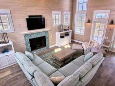 House of Turquoise: Sea La Vie - Cinnamon Shore - Port Aransas, Texas