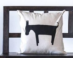Donkey Pillow...