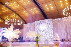 Sân khấu đám cưới Wedding Reception Decorations, Wedding Venues, Wedding Ideas, Marriage Decoration, Fabric Backdrop, Wedding Background, Wedding Stage, Event Management, Backdrops