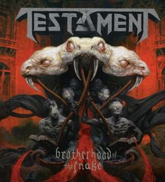 Brotherhood Of The Snake (Embossed Digibook) By Testament  			 			 		 		 		        	         		        			(Artist)