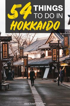 Planning a trip to Hokkaido, Japan and wondering what to do there? This travel guide will show you the top attractions, best activities, places to visit & fun things to do in Hokkaido. Start planning your itinerary & bucket list now! #Hokkaido #Japan #HokkaidoTravel #thingstodoinhokkaido #JapanTravel #whattodoinhokkaido #TravelJapan #TravelHokkaido #HokkaidoTravelGuide #JapanTravelGuide