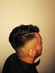 Men's Hair - #skinfade #sideparting - by Ryan Bartlett Hair