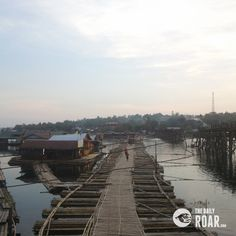 A quiet paradise: Sangkhlaburi – Thailand   The Daily Roar #asia #thailand #sangkhlaburi #paradise #travel #tourism #hiking #nature