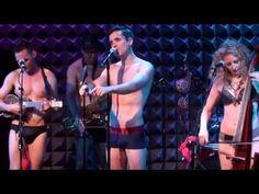 The Skivvies and Matt Doyle - Boy Bands Medley