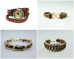Pulseiras e relógios #handmade #renatapires #pulseiras