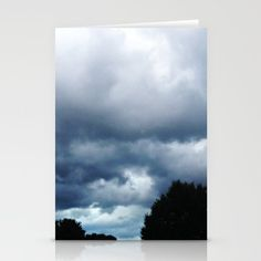 Storm by LisaCarlene Designs available @society6. Set of folded stationery cards printed on bright white, smooth card stock to bring your personal artistic style to everyday correspondence.  Each card is blank on the inside and includes a soft white, European fold envelope for mailing.