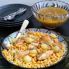 Zeina, Couscous, Paella, Lunch, Dinner, Vegetables, Ethnic Recipes, Kitchen, Food