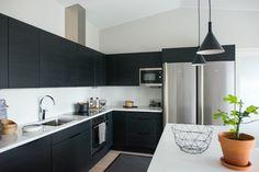 Keittiö - Kastelli Asuntomessut 2017