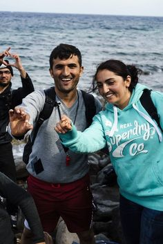 These Are The 'Dangerous' Syrian Refugees You've Been Hearing About