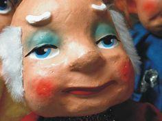 paper mache hand puppet - Google Search