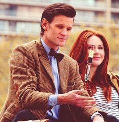 Amy and his Raggedy Man