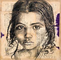 Dans une case Afar (Ethiopie)    Stephanie Ledoux