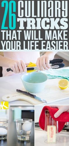 26 Kitchen Hacks That Will Make You a Better Cook