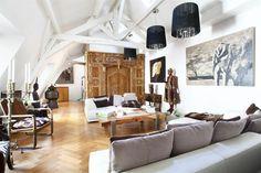 Appartement Paris 6ème - ODEON | Emile Garcin