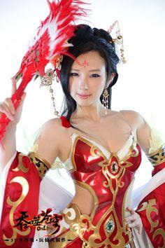 Legendary Fairy (Tunshicangqiong On Line)