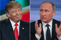 There's no debate about it, Vladimir Putin is a really bad guy -- who Donald Trump praises, defends and seemingly admires. But that's just the...