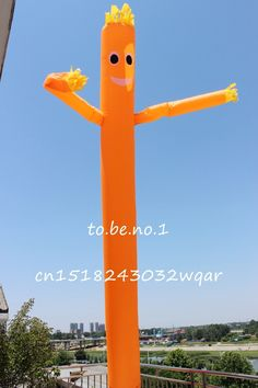69.34$  Watch here - http://alioxx.worldwells.pw/go.php?t=32695350890 - DHL free Inflatable Toys delivery 6M 20FT Inflatable Tube Sky Dancer Air Dancer 69.34$