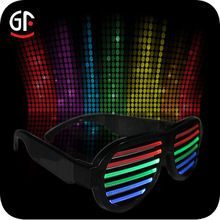 $25 Free Shipping New LED Sound Activated Shutter Shades