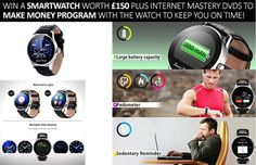 Win a Fantime Bluetooth Smart Watch   Dont panic if you lose your phone again as with this watch you can make and receive calls surf the internet listen to music upload and download files you need from your phone through Bluetooth. Look and take pictures as well as it tells you both the digital and manual time. from Pocket http://ift.tt/2cFVMOe via IFTTT IFTTT international giveaway Pocket sorteo internacional