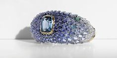 BLUE SPINEL SCALES BRACELET The Art of the Sea | Tiffany & Co.