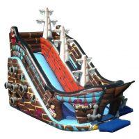 Event Slides 15ft Platform and over : Galleon Slide Small AQ481