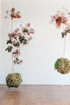 Ikebana Inspired | W