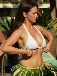 Christina dieckmann en urbe bikini