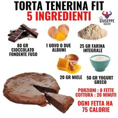 Conseils fitness en nutrition et en musculation. Cooking Light, Easy Cooking, Sweets Recipes, Real Food Recipes, Sweet Light, Good Food, Yummy Food, Eating Light, Fake Food
