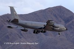 Boeing KC-135R Stratotanker s/n 61-0311 AMC 22nd ARW McConnell AFB, KS