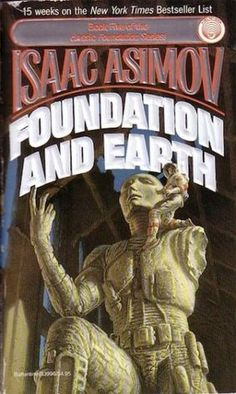 Foundation and Earth (Foundation Universe) by Isaac Asimov http://www.bookscrolling.com/the-most-award-winning-science-fiction-fantasy-books-of-1987/