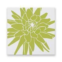 Click Image Above To Buy: Botanic Canvas Artwork - Dahlia Easy Canvas Art, Canvas Artwork, Canvas Prints, Contemporary Quilts, Modern Wall Decor, Fabric Art, Diy Art, Graphic Prints, Flower Art