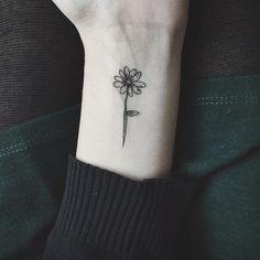 Wrist - Flower