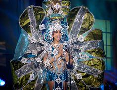 Miss Sri Lanka at Miss Universe  http://www.thepageantplanet.com