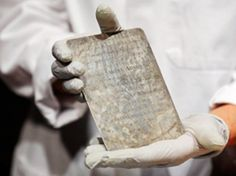 Amazing Relics (Discovered In The Dumbest Way Possible) -  Workers in Boston in 2014 Fix A Leak And Find A Time Capsule Left By Samuel Adams And Paul Revere