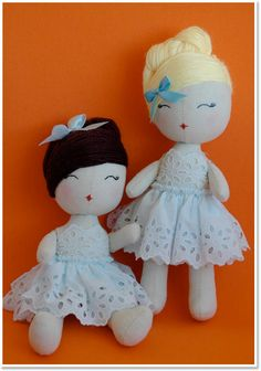 Beautiful Handmade Creations from Cheeky Dolls | KID independent – handmade for kids
